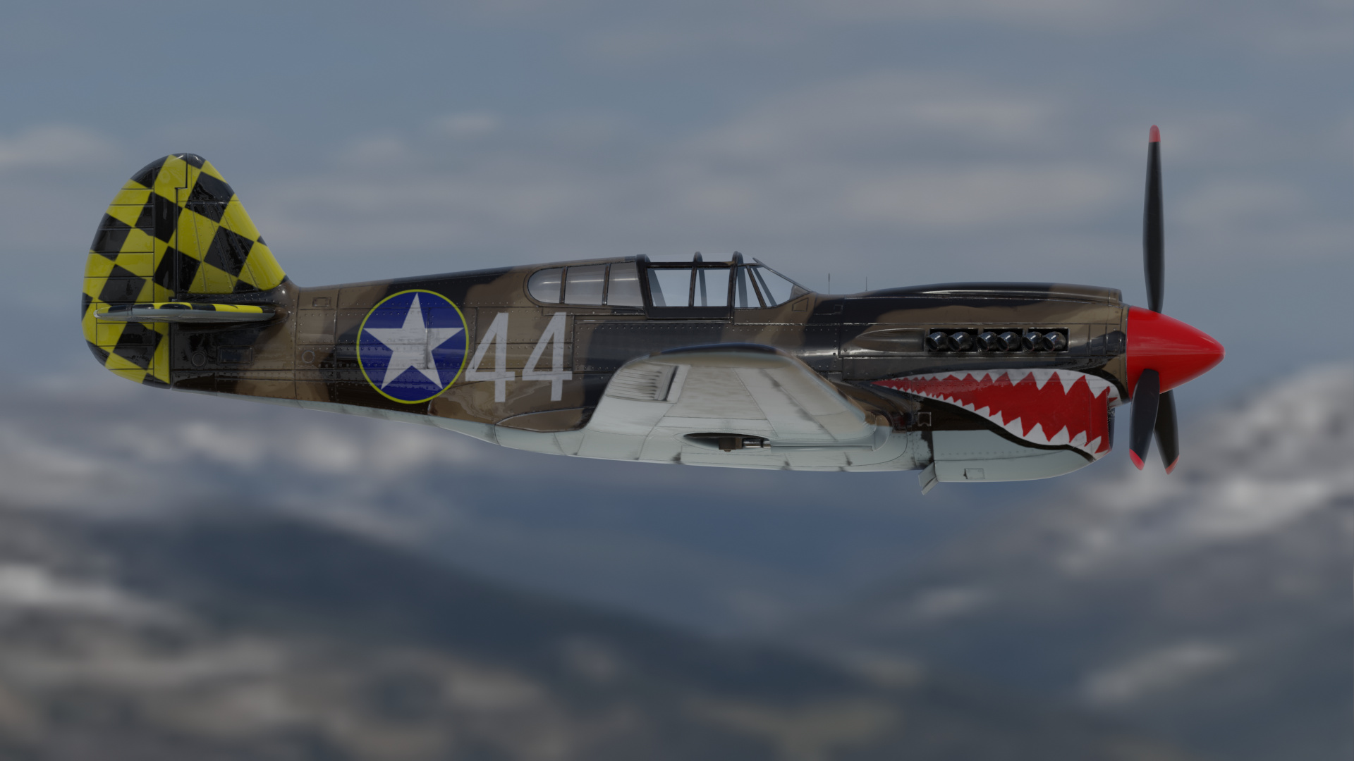 P40 Warhawk preview image 4