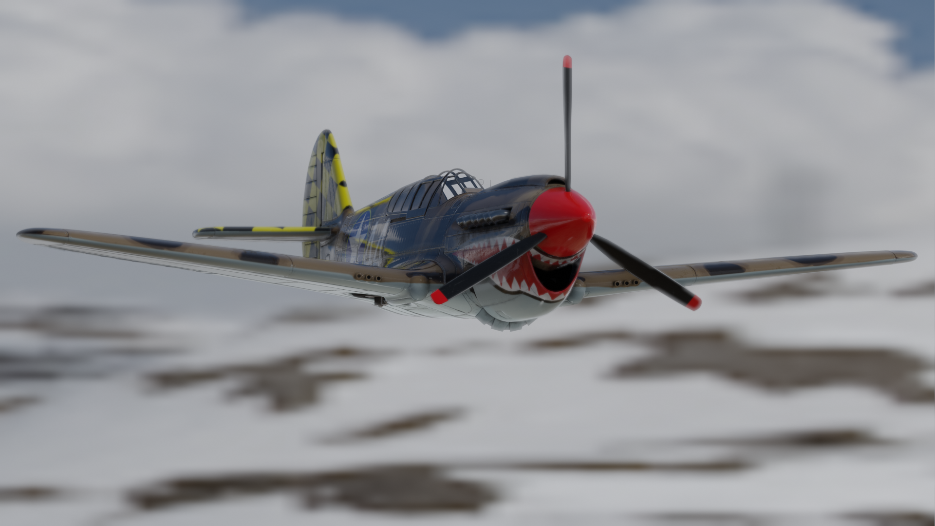 P40 Warhawk preview image 5