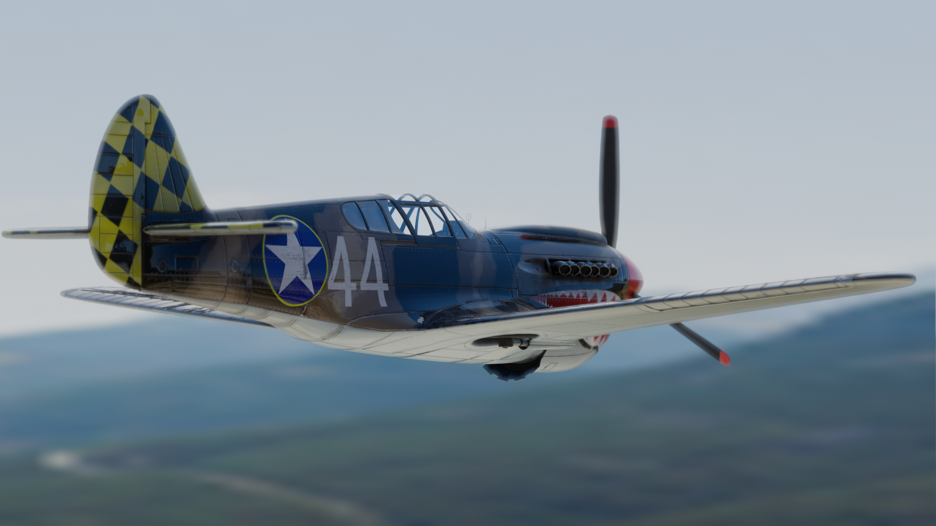P40 Warhawk preview image 6