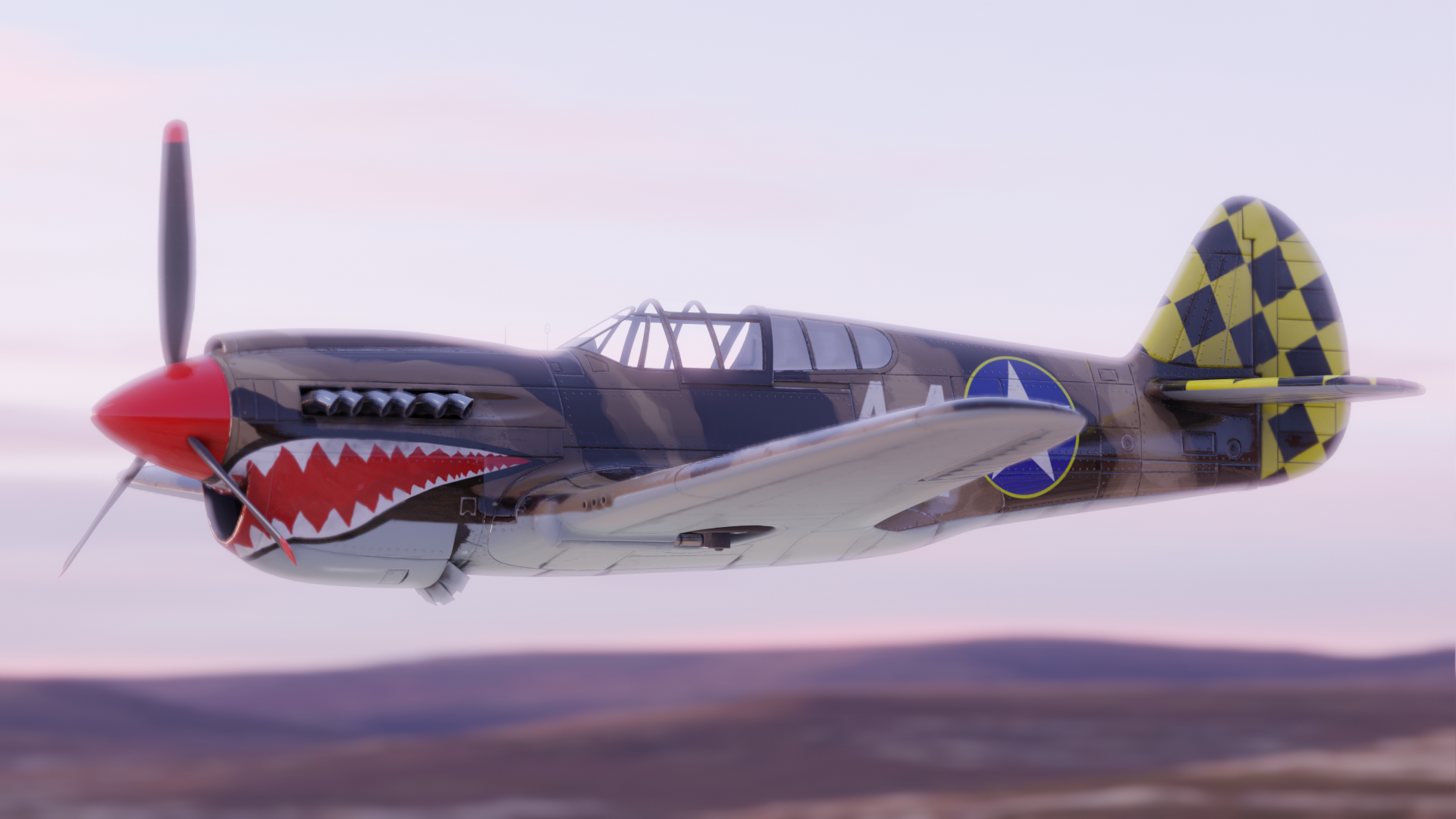 P40 Warhawk preview image 9