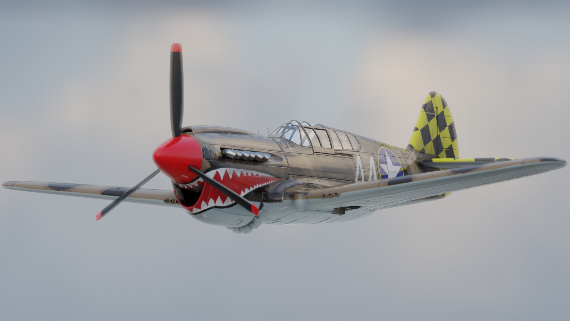 P40 Warhawk preview image 1