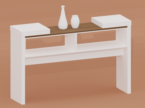 Simple Modern Desk preview image