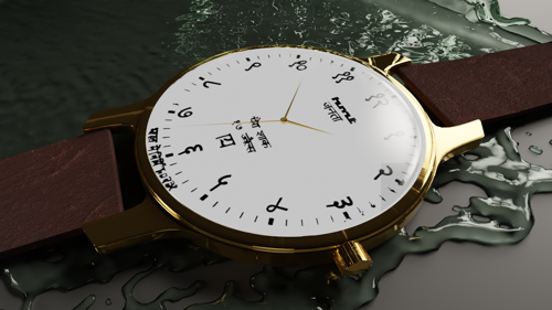 HMT watch from India preview image