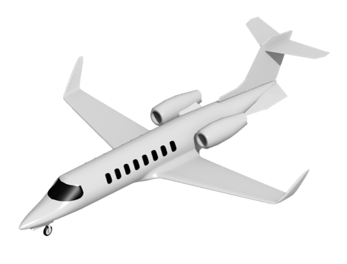 Learjet 75 preview image