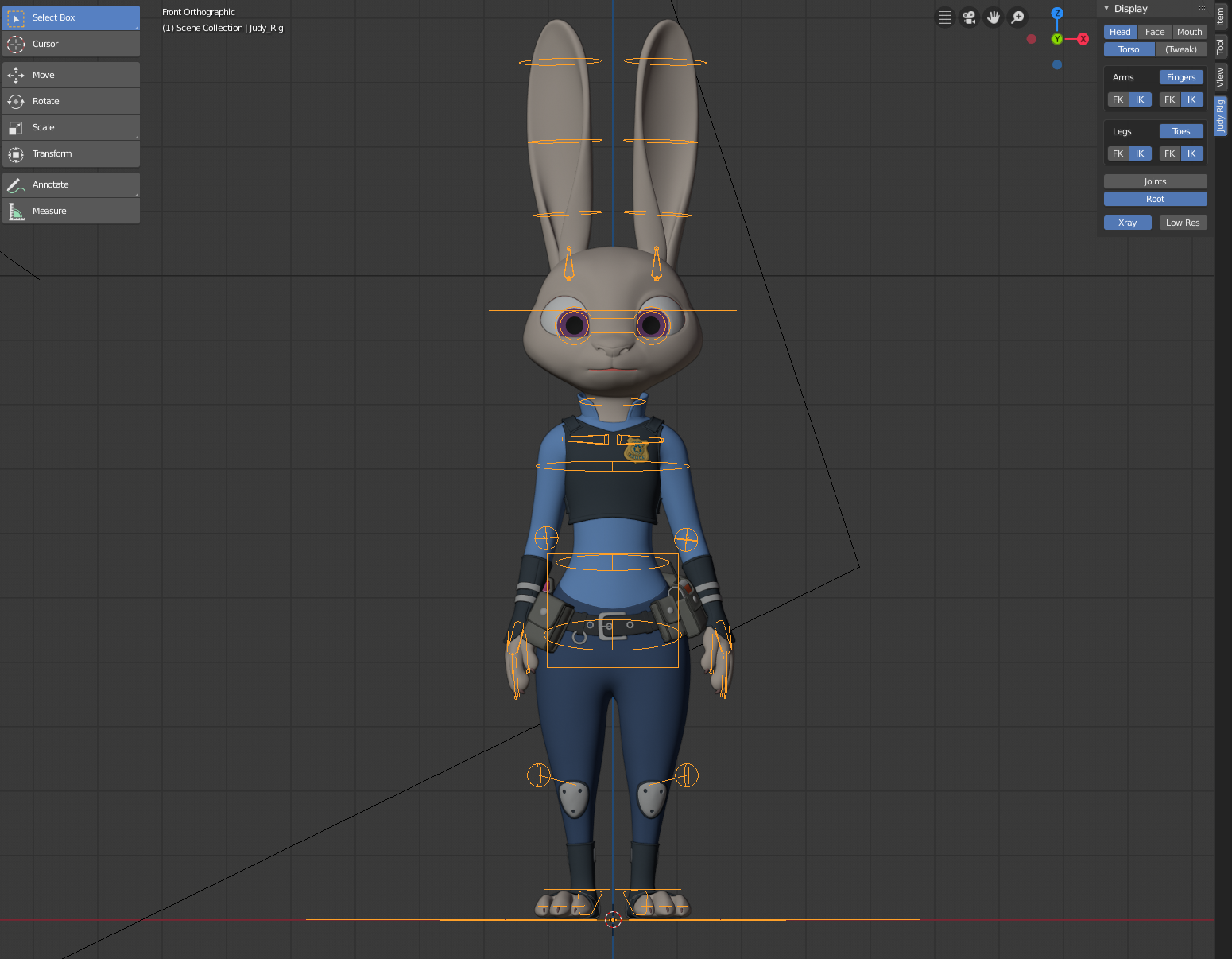 Judy Hopps 2.0 preview image 2