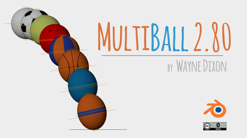 MultiBall 2.80 preview image