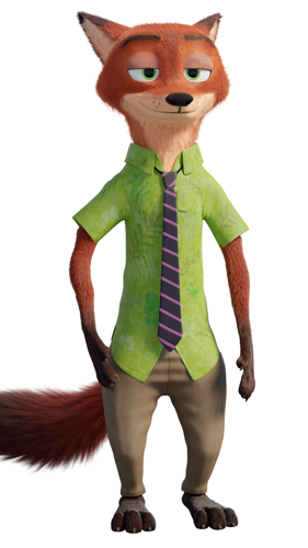 Nick Wilde 3.1 preview image