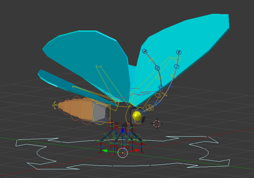 Boxy Butterfly Rig preview image