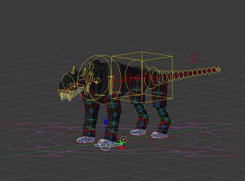 Boxy Tiger Rig preview image
