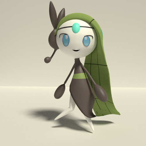 Meloetta [Pokemon] preview image