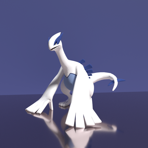 Lugia [Pokemon] preview image