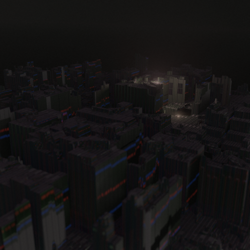 Procedural City preview image