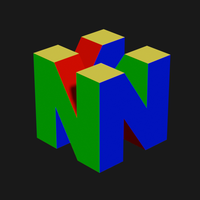 N64 Logo preview image 1