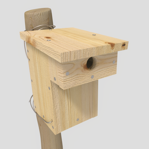 Birdhouse  preview image