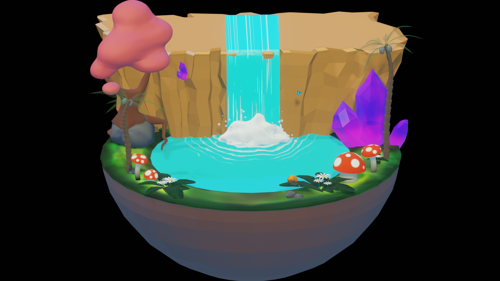 Hidden Waterfall preview image