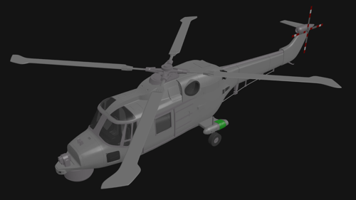 Lynx HMA.8 preview image