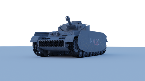 Panzer 4 H preview image