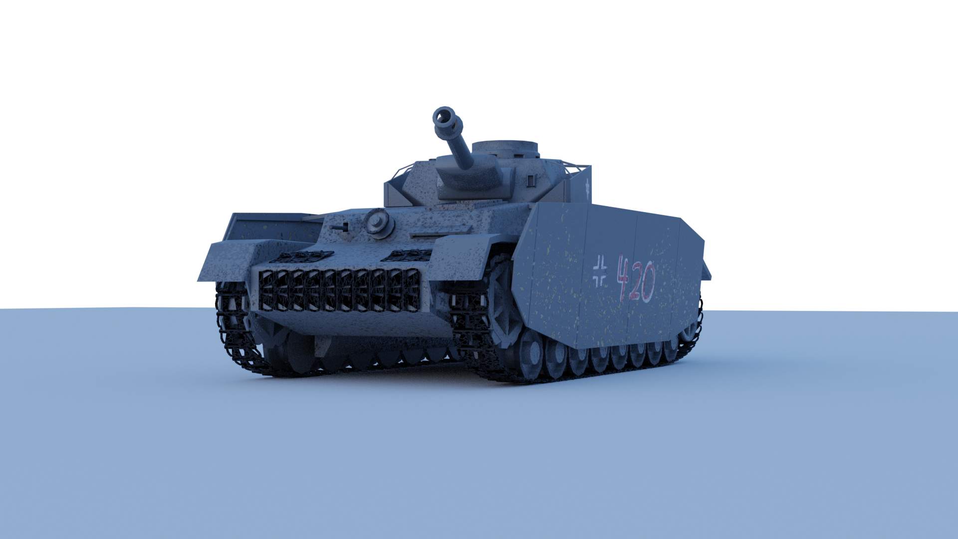 Panzer 4 H preview image 1