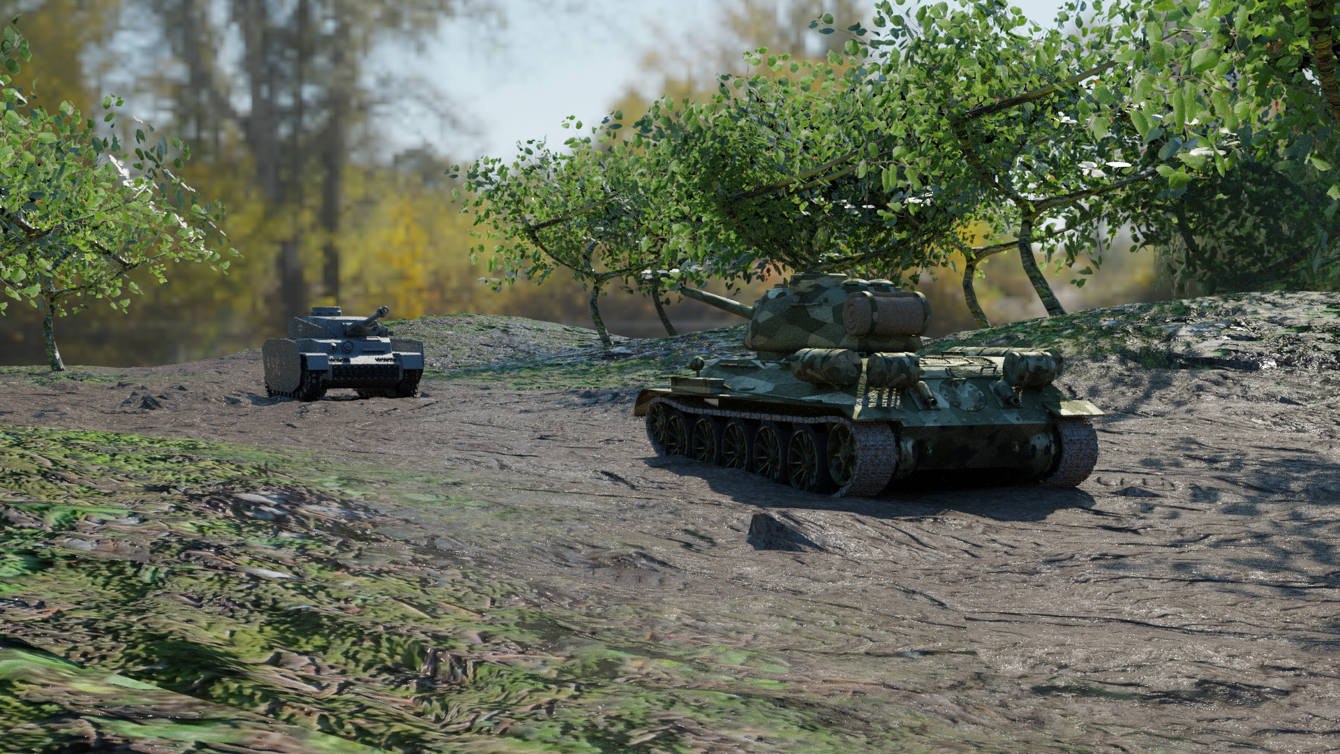 Panzer 4 H preview image 2