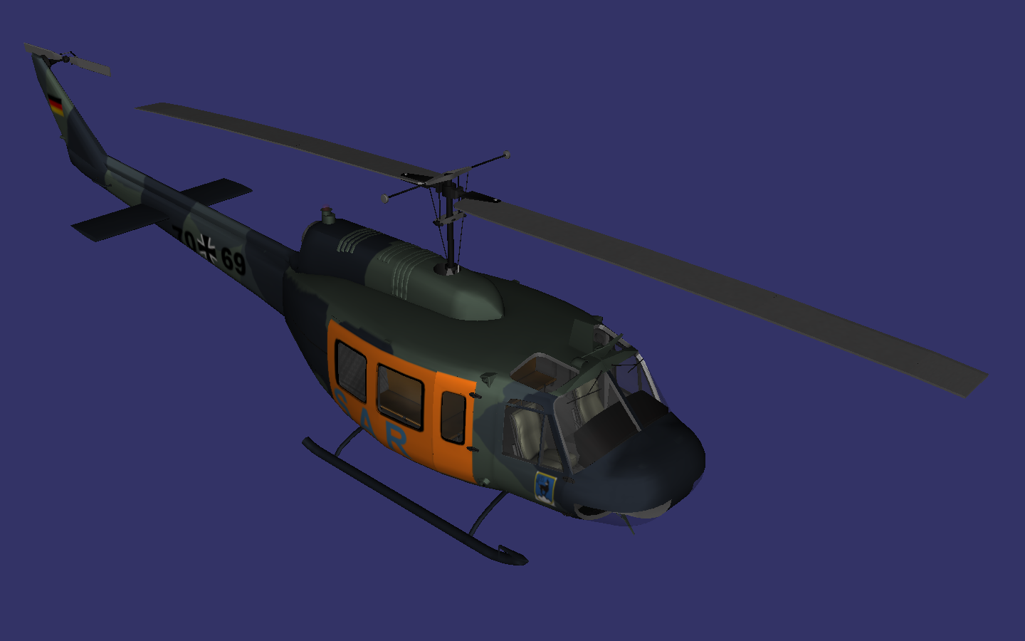 Bell UH-1 Iroquois preview image 1