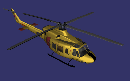 Bell CH-146 Griffon preview image