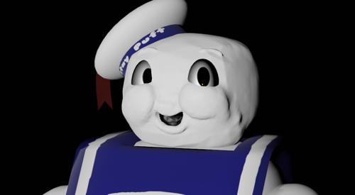 stay puft marshmallow man preview image