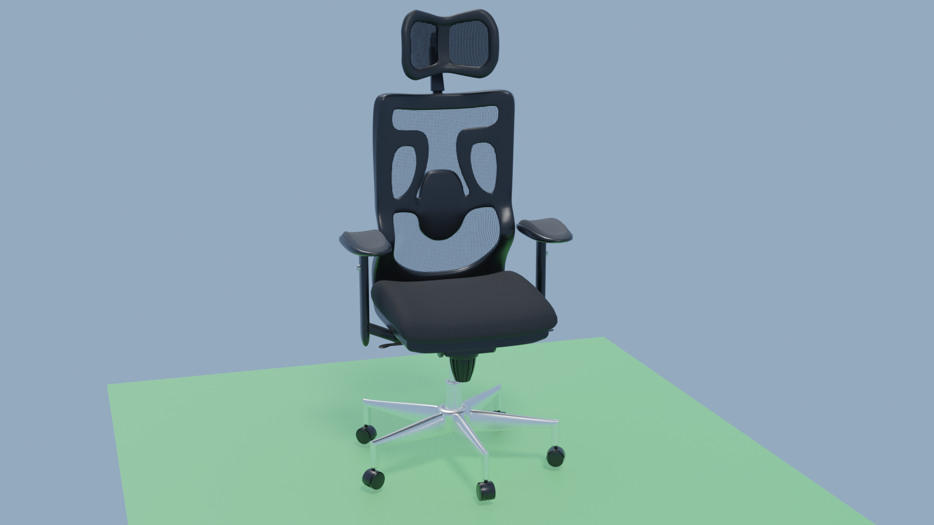 Computer chair preview image 1