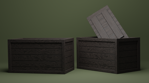 Wooden Crates preview image