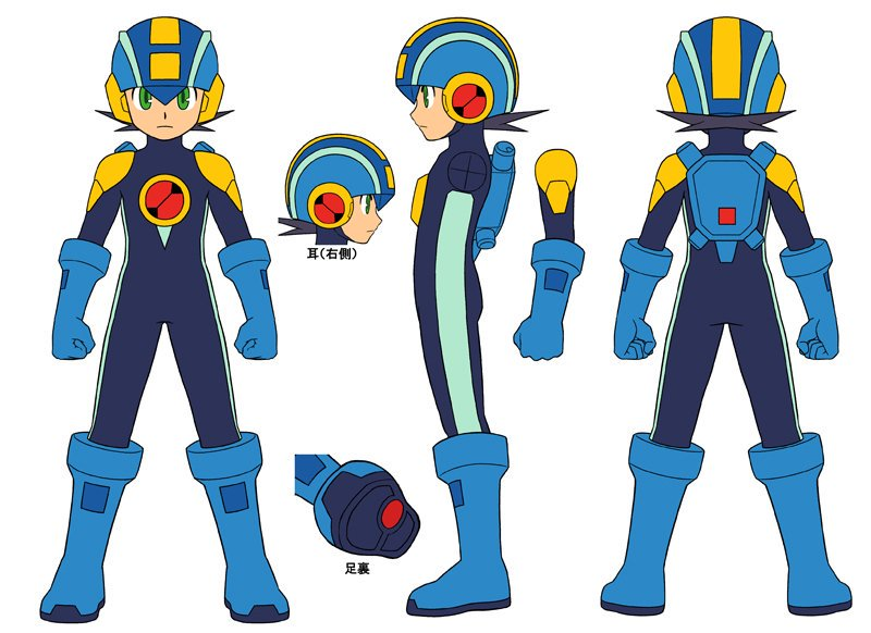 Megaman-NT Warrior preview image 2