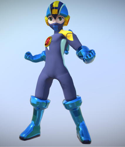 Megaman-NT Warrior preview image