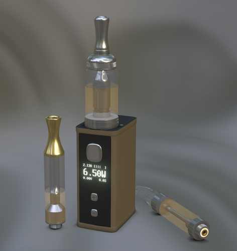Mini Box Mod Vaporizer preview image