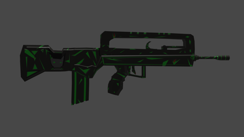 Sci-fi Cat Themed Famas(ThePawmas) preview image