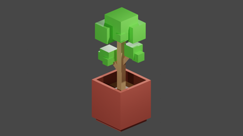Potted Tree preview image