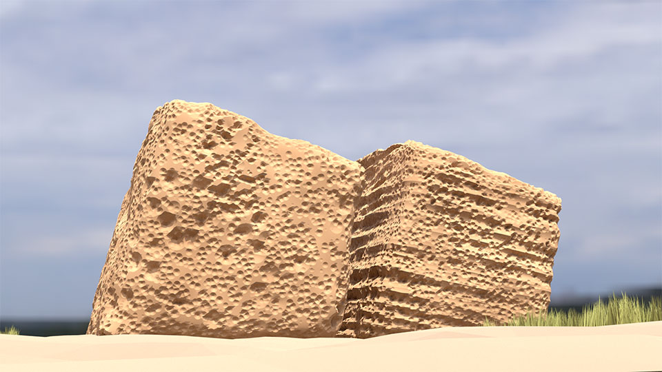 Porous Rock preview image 1