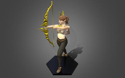 Elf-Archer preview image