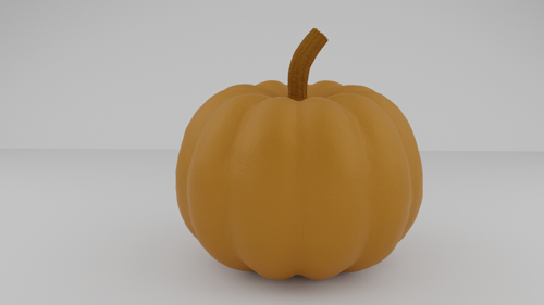 Realistic Pumpkin (Updated) preview image