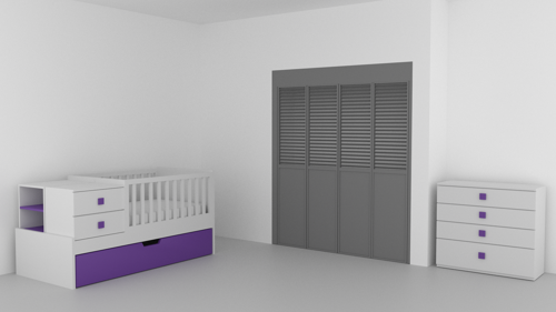 Baby Bed preview image
