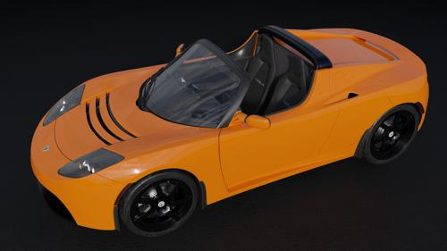 2010 Tesla Roadster preview image