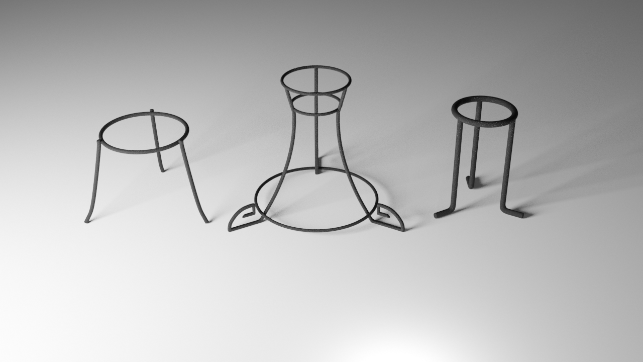 Amphora Stands preview image 1