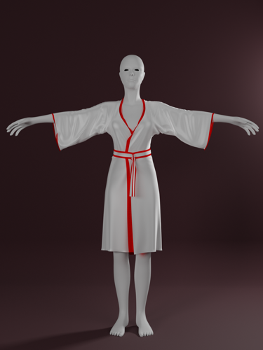 Silk Robe preview image