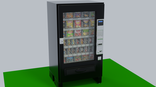Vending machine preview image