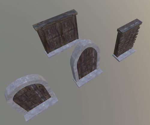 Medieval Doors Interiors preview image