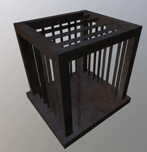 Medieval Cage preview image