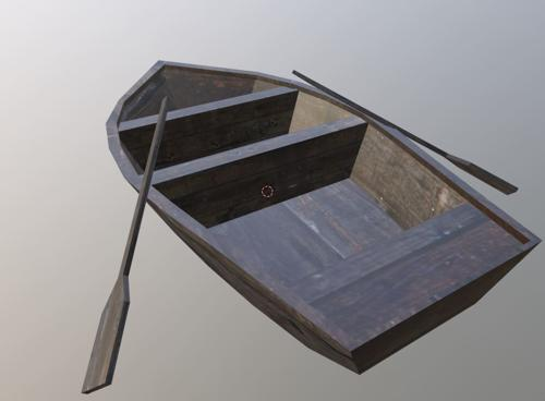 Medieval Boat preview image