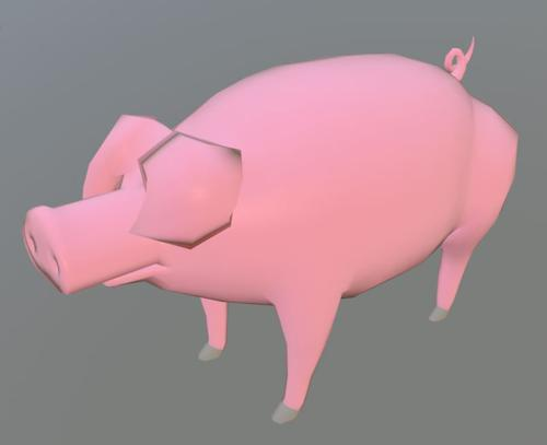 Pig preview image