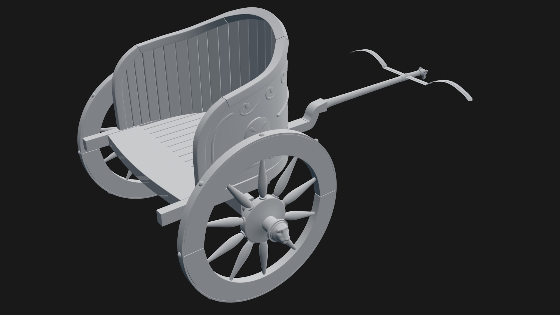 Roman chariot preview image 2