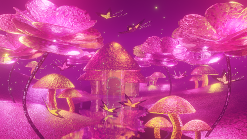 Enchanted Garden of the Fairies preview image
