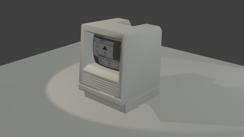 Apple Macintosh SE-30 preview image