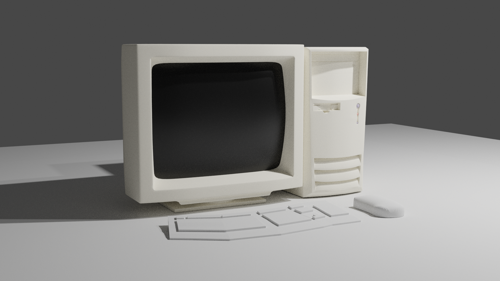 Retro computer preview image