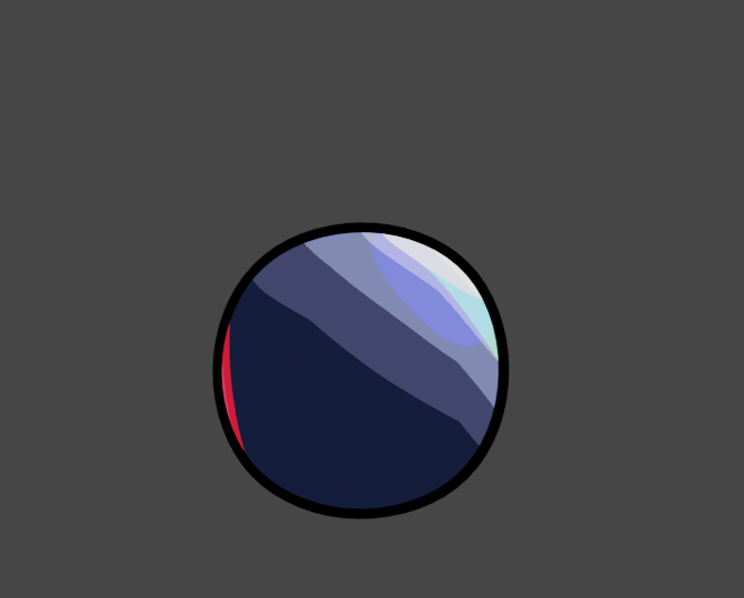 Toon shader preview image 1